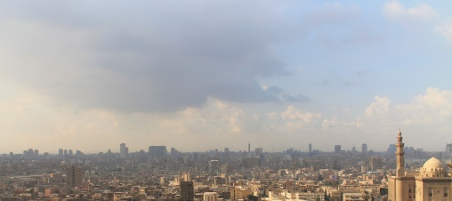 Cairo city view, Egypt