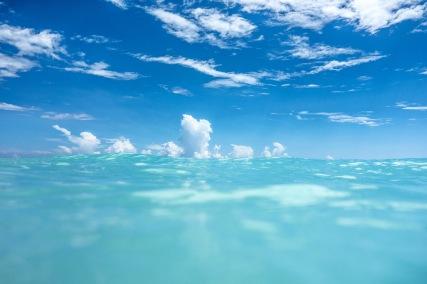 Sunny waves, Zanzibar